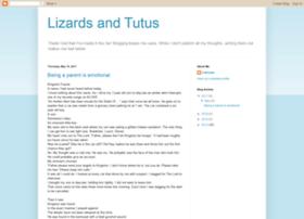 lizardsandtutus.blogspot.com