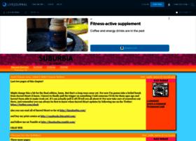 lizsuburbia.livejournal.com