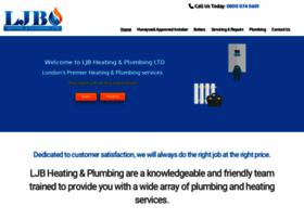 ljbheatingandplumbing.co.uk