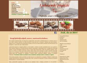 ljubezenski-prigrizki.com