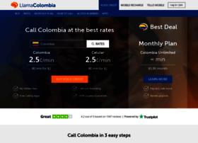 llamacolombia.com