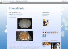 llamalalola.blogspot.mx