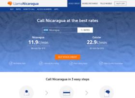 llamanicaragua.com