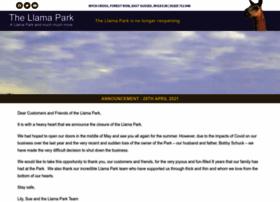 llamapark.co.uk