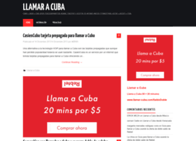 llamar-cuba.com