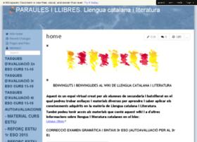 llenguacat.wikispaces.com