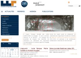 llf.cnrs.fr