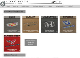 lloydmats.com