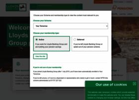 lloydsbankinggrouppensions.com