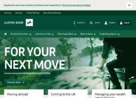 lloydsbankinternational.com