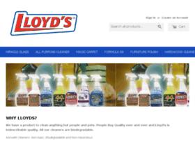 lloydscleaner.com