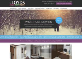 lloydsfittedbedrooms.com