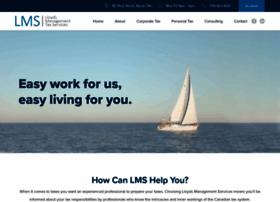 lloydsmanagementservices.com