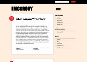 lmccrory.wordpress.com