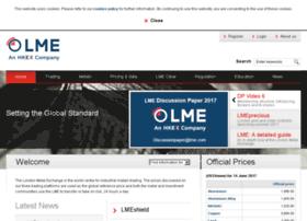 lme.co.uk