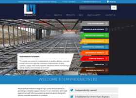 lmproducts.co.uk