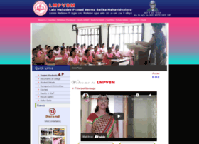 lmpvgdcollege.org