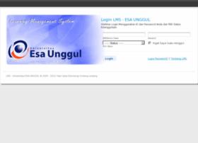 Lms.esaunggul.ac.id