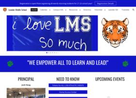 lms.leanderisd.org