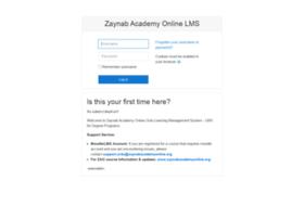 lms.zaynabacademy.org