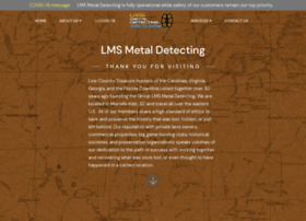 lmsmetaldetecting.com