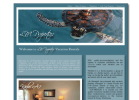 lmvacationproperties.com