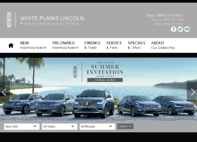lmwhiteplains.dealerconnection.com