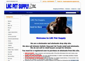 Lncpetsupply.com