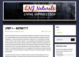 lnjnaturals.com