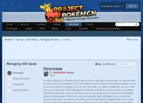 loadcode.projectpokemon.org