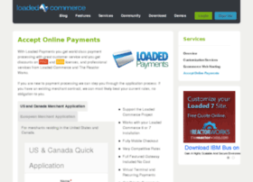 loadedpayments.com