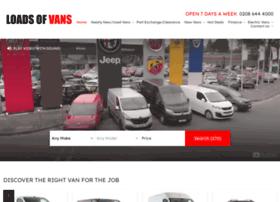 loadsofvans.com