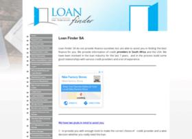 loan-finder-sa.com