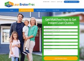 loanbrokerpros.com