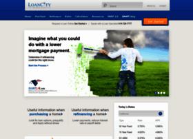 loancityhomeloans.com