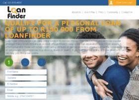 loanfindersa.co.za