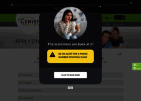 loans.genisyscu.org