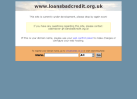 loansbadcredit.org.uk