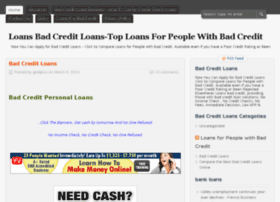 loansbadcreditloans.org
