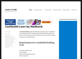 loanscredit.co.za