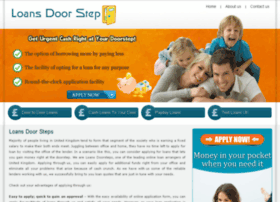 loansdoorsteps.co.uk