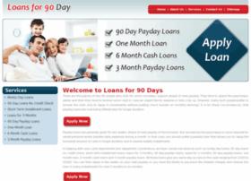 loansfor90day.co.uk