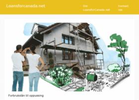 loansforcanada.net