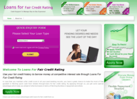 loansforfaircreditrating.co.uk