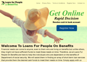 loansforpeopleonbenefits.me.uk