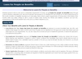 loansforpeopleonbenefits24hr.co.uk