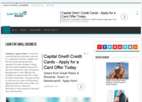loansforsmallsbbusiness.com