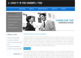 loansfortheunemployed.me.uk