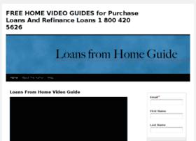 loansfromhomeguide.com