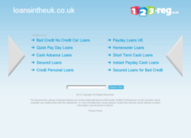 loansintheuk.co.uk
